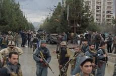Taliban phục kích cảnh sát Afghanistan gây nhiều thương vong