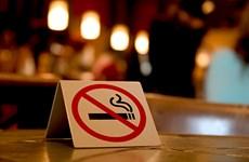"""Chính phủ Nhật Bản thúc đẩy dự luật nói """"không"""" với thuốc lá"""
