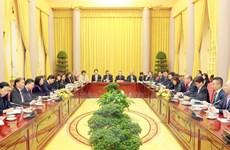 Khuyến khích các doanh nghiệp Nhật Bản đầu tư tại Việt Nam