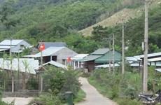 Ổn định đời sống người dân vùng tái định cư thủy điện Sông Bung 4