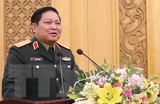 Quân ủy Trung ương tham gia ý kiến vào đề án về công tác cán bộ