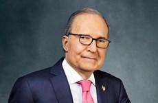 Tổng thống Mỹ sẽ bổ nhiệm ông Larry Kudlow làm Cố vấn trưởng kinh tế