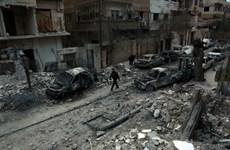 Nga cáo buộc phiến quân Syria âm mưu dàn dựng tấn công hóa học