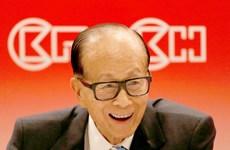 """""""Siêu nhân"""" giàu nhất Hong Kong Lý Gia Thành tuyên bố nghỉ hưu"""