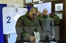 Người dân Nga bỏ phiếu vì tương lai và vận mệnh đất nước