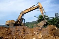 Quảng Nam: Xử lý nghiêm tình trạng khai thác khoáng sản ở Phú Ninh