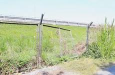 Nguy cơ mất an toàn trên tuyến cao tốc TP Hồ Chí Minh-Trung Lương