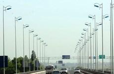 Xây dựng một số đoạn đường bộ cao tốc tuyến Bắc-Nam phía Đông