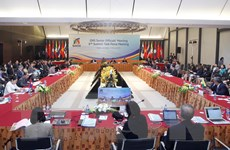 Hội nghị Quan chức cao cấp Hợp tác Tiểu vùng Mekong mở rộng