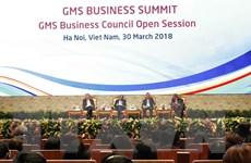 Khai mạc Phiên họp mở rộng Hội đồng Kinh doanh GMS tại Hà Nội