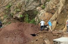 Nguy cơ cao sạt lở đất và lũ quét ở các tỉnh vùng núi phía Bắc