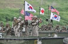 Nga kêu gọi Mỹ ngừng các hoạt động quân sự tại Bán đảo Triều Tiên