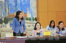 Ủy ban Tư pháp của Quốc hội thẩm tra dự án Luật Đặc xá sửa đổi