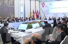 Khai mạc Hội nghị Bộ trưởng Tài chính ASEAN lần thứ 22