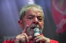Cựu Tổng thống Brazil Lula da Silva chưa ra trình diện cảnh sát