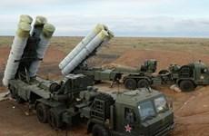 Bất chấp lệnh trừng phạt mới, Nga vẫn cung cấp S-400 cho Thổ Nhĩ Kỳ