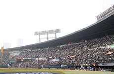 Hàn Quốc phải hoãn 3 trận đấu bóng chày vì ô nhiễm bụi mịn