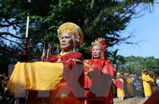 Điện Biên: Lễ hội Thành Bản Phủ tưởng nhớ tướng Hoàng Công Chất
