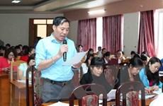 Lai Châu: Đối thoại với 137 nhân viên y tế bị chấm dứt hợp đồng