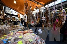 Hàn Quốc kháng cáo phán quyết của WTO về mặt hàng hải sản Nhật Bản