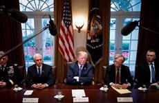 Nhà Trắng: Ông Trump không đặt kế hoạch hành động trong vấn đề Syria