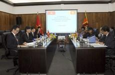 Kỳ họp tham khảo chính trị giữa Việt Nam và Sri Lanka lần thứ 3