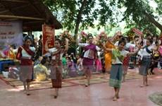 Việt Nam chung vui Tết cổ truyền Bun Pi May của Lào tại Geneva