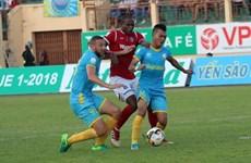 V-League: Sanna Khánh Hòa khiến Than Quảng Ninh nếm trái đắng