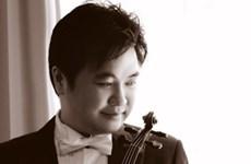 Nghệ sỹ violin gốc Việt Trần Hữu Quốc về nước trình diễn nhạc cổ điển