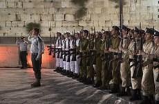 Israel tưởng niệm những người lính hy sinh và các nạn nhân khủng bố