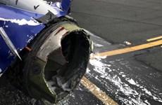 Mỹ: Máy bay chở gần 150 người gặp sự cố, 1 người thiệt mạng