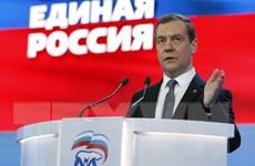 Thủ tướng Nga cam kết bảo vệ nền kinh tế trước các lệnh trừng phạt