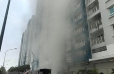 Nạn nhân mất cả gia đình trong vụ cháy Carina được xuất viện