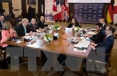 Các Ngoại trưởng G7: Nên duy trì cấu trúc thỏa thuận hạt nhân Iran