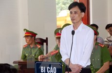 Nghệ An: Y án sơ thẩm 14 năm tù đối với bị cáo Hoàng Đức Bình
