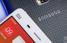 """Xiaomi tiếp tục """"hạ gục"""" đối thủ Samsung tại thị trường Ấn Độ"""