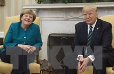 Thủ tướng Đức Angela Merkel thăm Mỹ: Khơi thông các bế tắc