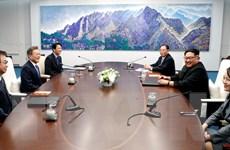 Lãnh đạo hai miền Triều Tiên nhất trí hoàn tất phi hạt nhân hóa