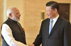 """Thủ tướng Ấn Độ hội đàm với Chủ tịch Trung Quốc: """"Giao tiếp cấp cao"""""""