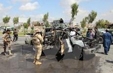 Hàng chục người bị thương do tấn công khủng bố ở Afghanistan