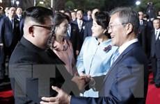 """KCNA: Hội nghị thượng đỉnh liên Triều là một """"mốc lịch sử mới"""""""