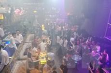 Phát hiện hàng chục dân chơi có biểu hiện 'phê ma túy' trong quán bar