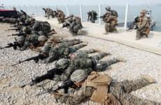 Mỹ-Hàn sẽ tổ chức vòng đàm phán mới về chia sẻ chi phí quân sự