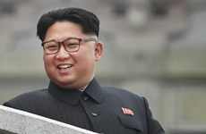 Nhà lãnh đạo Triều Tiên Kim Jong-un lại bí mật thăm Trung Quốc?