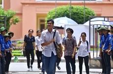 Bảo đảm an toàn giao thông trong kỳ thi Trung học phổ thông quốc gia