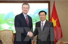 Thúc đẩy hợp tác đầu tư giữa Việt Nam với Brazil và Hoa Kỳ
