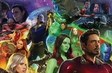 """""""Avengers: Infinity War"""" giữ vững ngôi vị quán quân 3 tuần liên tiếp"""