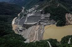 Colombia: Nguy cơ sập nhà máy thủy điện, hàng nghìn người sơ tán