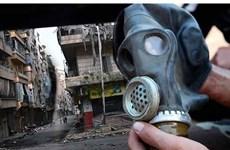 Pháp trừng phạt nhiều công ty nghi liên quan tới vũ khí hóa học Syria