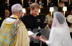 Bật mí về chiếc váy và nhẫn cưới của cô dâu xinh đẹp Meghan Markle